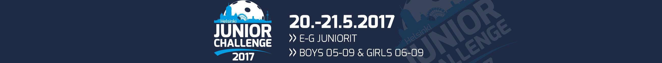 Helsinki Junior Challenge